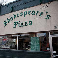 Shakespeare's, Columbia, Missouri. Damn good pies