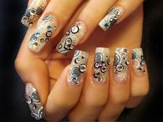 Diet Plus: Beautiful Nail Arts Designs  - popculturez.com