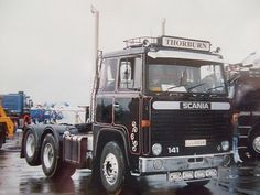Scania 141 thorburn   Flickr - Photo Sharing!