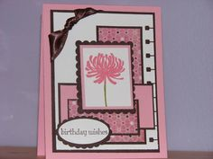 Birthday Wishes/Friday Sketchers and Diva Desings Challenges by Lionsmane - Cards and Paper Crafts at Splitcoaststampers