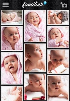 collage of baby shots; bad link, original source unknown
