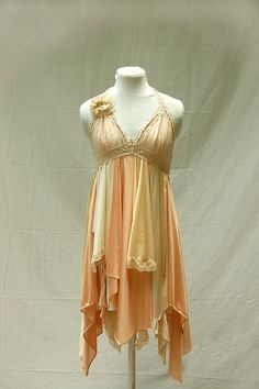 Or maybe this...Tattered Fairy Woodland Dress Bridesmaid Wedding