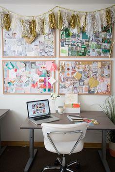 Inspiration Boards | theglitterguide.com