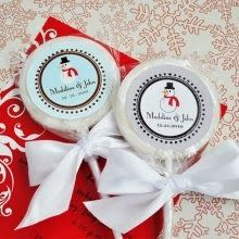 Baby Shower Holiday Favors