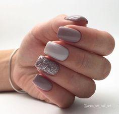Gel Nails neutral nails unhas neutras - The most beautiful nail designs Shellac Nails, Nail Polish, Nail Nail, Cute Nails, Pretty Nails, Cute Nail Colors, Cute Acrylic Nails, Hair And Nails, My Nails