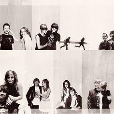 Rupert and Emma through the years soooooooooo cute <3