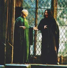He can bring a smile to literally anyone's face. | 19 Reasons Snape Is The BFF You Want And Need. These are so perfect