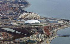 Sochi 2014 Winter Olympics venues
