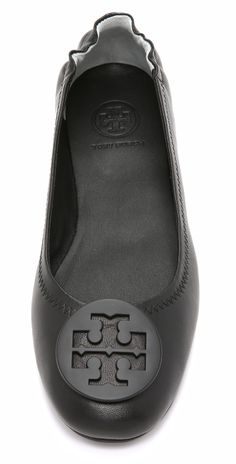 Tory Burch Minnie Travel Ballet Flats | SHOPBOP
