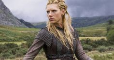 How To Braid Your Hair Like Lagertha Lothbrok Viking Style