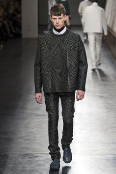 Opening Ceremony: menswear fall/winter 2014-2015