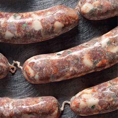 Salsiccia – italienische Wildschwein-Bratwurst