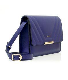 Bolsa Nana . Azul