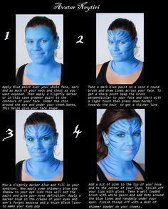 Avatar Costume   Avatar costumes, Avatar and Costumes