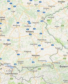 Reisemobilstellplatz in Bayern auf der Karte finden - mit Bildern und…