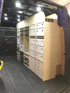 352 best van racking images van racking van shelving open shelving rh pinterest com