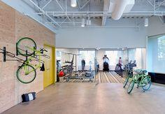 O novo escritório da Evernote na Califórnia (20 fotos)