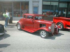 HotRod HotLine ~ Somernites Cruise ~ June 2004