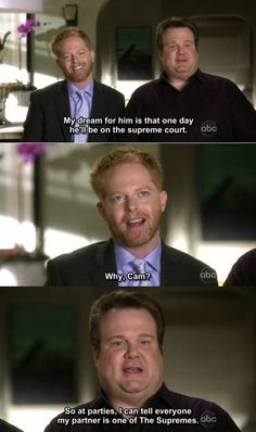 Modern Family my favorite show