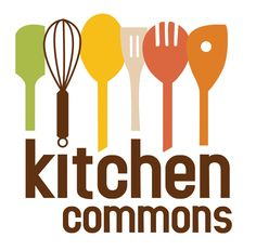 Kitchen Commons Logo Healthy Meals To Cook, Healthy Cooking, Healthy Recipes, Healthy Food, Brand Fonts, Social Enterprise, Commercial Kitchen, Logo Food, Cooking School