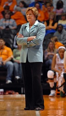 Legendary Tennessee women's basketball coach Pat Summitt stepped down today~April 18, 2012~ as Head Coach of UT Lady Vols Basketball team...38 years and 1098 wins!
