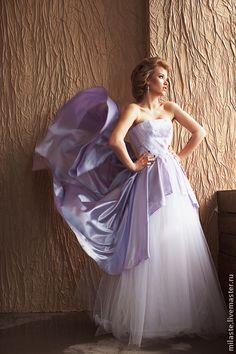 "Свадебное платье ""Лаванда"". Handmade."