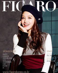 RAINBOW Members Grace to Cover of Figaro Magazine | Koogle TV