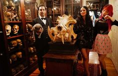 New York Goth travel guide! Ryan & Regina Cohn's Oddities Flea Market, House of Wax bar, Archer Hotel NYC. Nyc Hotels, Empire State Of Mind, Gothic Home Decor, Gothic House, Alternative Fashion, Manhattan, Creepy, Trips, Wax