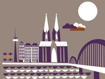 City Poster Köln