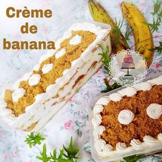 Our own version of French Saging 🤣😂😁 Crème de banana Sage, Birthday Cake, French, Breakfast, Desserts, Instagram, Food, Banana, Morning Coffee