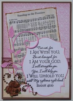 Standing ... standing ... I love this.  Inspiration for my faithbooking journey.