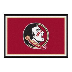 Collegiate Florida State Area Rug