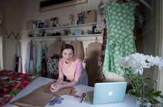 fashion designer , australia , eliza McCabe