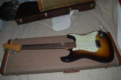 Fender Stratocaster 1960 2 Tone Sunburst One Owner! | Reverb