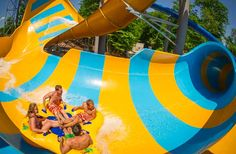10 Best Water Parks in the US! @visitdenver @visitorlando Great ideas for a summer #Staycation.