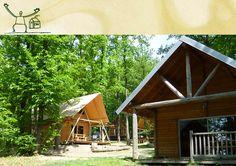 Campings Huttopia