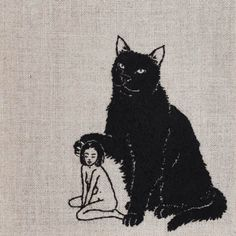 Embroidery Art By Adipocere | Art | ARTWOONZ