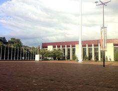"IPN Plaza ""Lázaro Cárdenas"", Zacatenco."