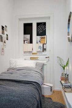 Jurnal de design interior  Amenajarea unei garsoniere de 38 m²