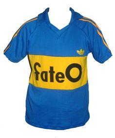 camisetas retro boca juniors 1991