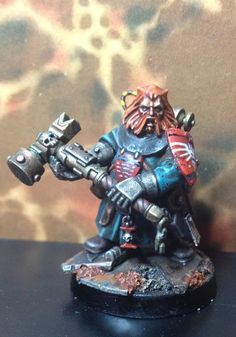 The Convertorum - Squat Warhammer Dwarfs, Warhammer 40k, Imperial Agent, Rogue Traders, The Inquisition, The Grim, Rogues, Squats, Boy Or Girl
