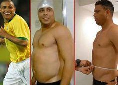 Brazylijczyk Ronaldo schudł i wraca do formy • Come back słynnego piłkarza reprezentacji Brazylii • Wejdź i zobacz zmiany Ronaldo >> #football #soccer #sports #pilkanozna #ronaldo