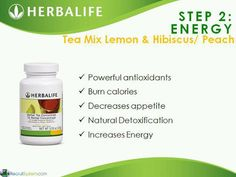 Our tea comes in Original, Peach, Lemon, and Raspberry and it will boost your energy. Herbalife Recipes, Herbalife Nutrition, Herbalife Products, Decrease Appetite, Health And Wellness, Health Fitness, Herbalife Distributor, Lose 30 Pounds, Take The First Step