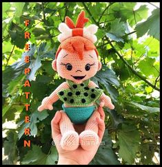 Crochet Disney, Crochet Amigurumi Free Patterns, Christmas Crochet Patterns, Crochet Doll Pattern, Crochet Crafts, Crochet Projects, Knitted Bunnies, Amigurumi Doll, 12 Rounds 3