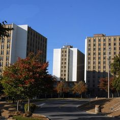 Towers Residence Hall complex