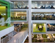 innovative office spaces - Google Search