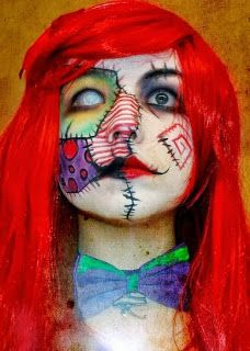 Cool Halloween Makeup
