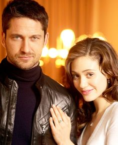 gerard Butler Emmy Rosum - Phantom of the Opera