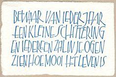Wenskaarten liggend formaat - Papierschepperij Piet Moerman The Words, Cool Words, Sign Quotes, Words Quotes, Facebook Quotes, New Year Wishes, Gratitude Quotes, Alphabet, Christmas Quotes