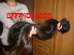 all cut off:) Thick Hair Bob Haircut, Short Curly Hair, Long Hair Cuts, Curly Hair Styles, Long Silky Hair, Super Long Hair, Big Hair, Beautiful Long Hair, Gorgeous Hair